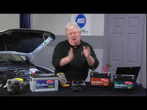 What is the Difference between Conventional and Absorbed Glass Mat AGM Batteries?