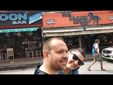 BANGLA WALKİNG STREET EN MEŞHUR CADDESİ PATONG/PHUKET/TAYLAND