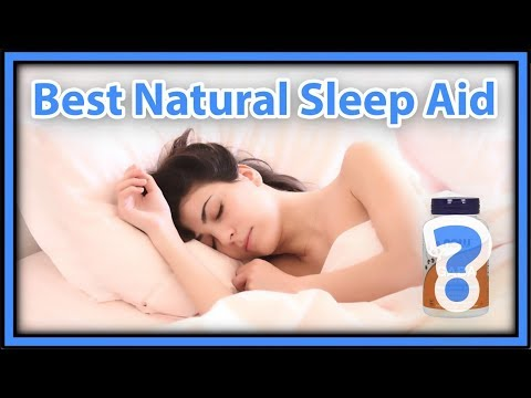 My Personal Recommendation For Natural Sleep Remedy - What Helps Me To Get Better and Deeper Sleep?