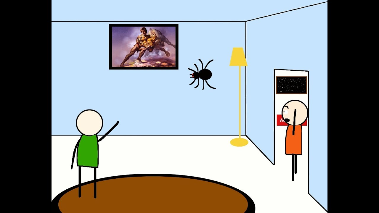 Download Giant Spiders Attack