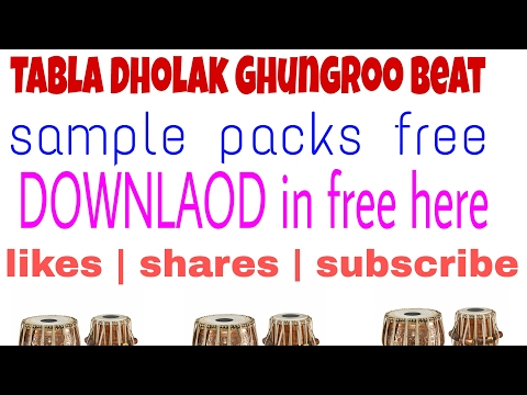 ||New pack|| Dholak tabla beat sample download . How to download tabla beat and dholak beat pack