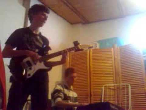 Linkin Park-What I've done-cover gitara i pianino