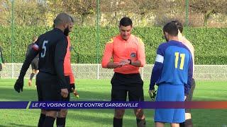 Yvelines | Le FC Voisins chute contre Gargenville