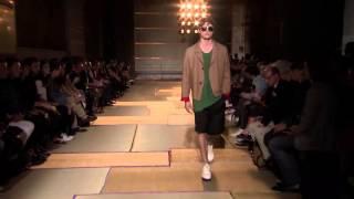 Cerruti | Spring Summer 2015 Full Fashion Show | Menswear | Exclusive