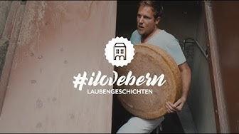 «I love Bern»: Unter den Lauben mit Patrick