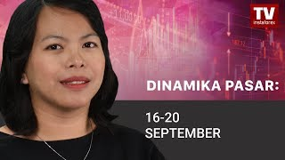InstaForex tv news: Dinamika Pasar  (September 16 - 20)