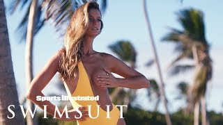 Download Kate Bock Wears Her Swimsuit Backwards| CANDIDS | Sports Illustrated Swimsuit Mp3 and Videos
