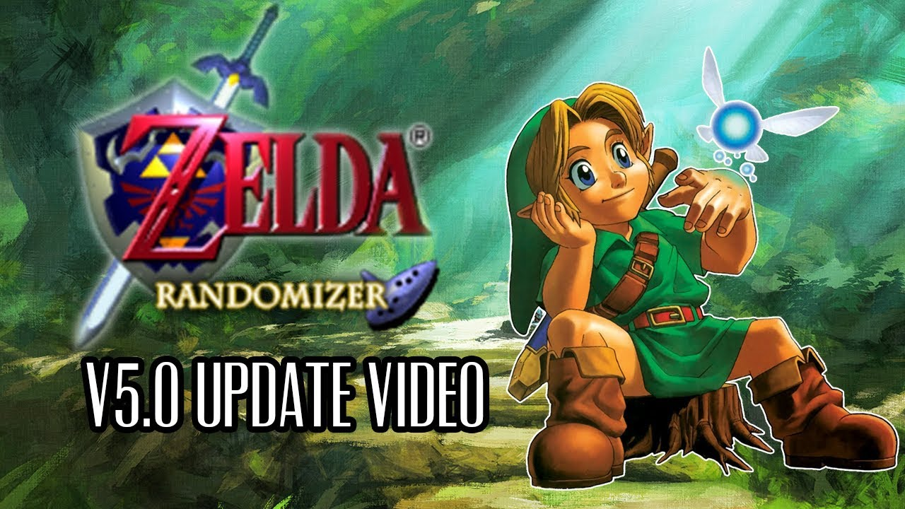 Ocarina of Time Randomizer v5 0