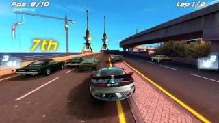 Fast Five the Movie / Fast & Furious 5 - Mac - Official Game trailer