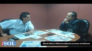 Entrevista a martin manco para Nuevo Sol TV