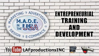 M.A.D.E. in the USA - Business Training Thumbnail