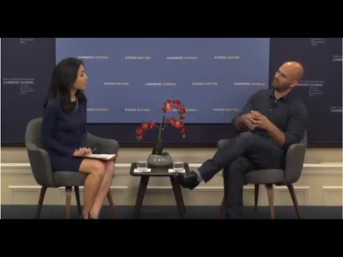 Global Ethics Forum: From the White House to the World with Chef Sam Kass