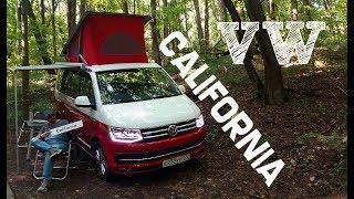 Тест-драйв Volkswagen California / Путешествие из Петербурга в Краснодар