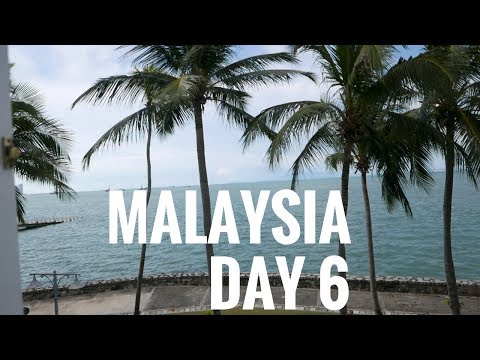 MALAYSIA // Day 6 // Penang: Eastern & Oriental Hotel Tour and More Delicious Food!