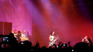 Bullet for my Valentine - Hearts burst into fire Live München 22.11.08 Zenith Top Sound