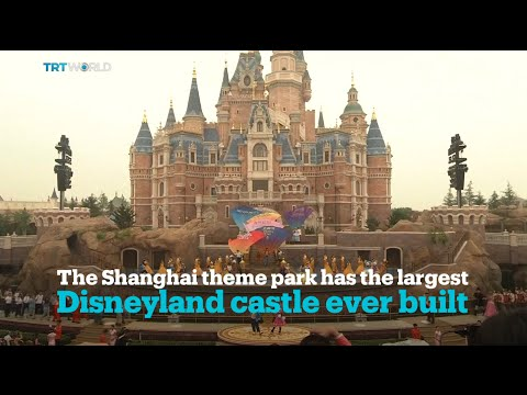 Enchantment begins in Shanghai, as the multi-billion dollar Disney Park inaugurates