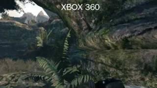 Turok Ps3 VS Xbox360