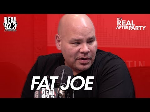 Fat Joe Talks New Album 'Book Of Joe', Kidnapping DJ's & More