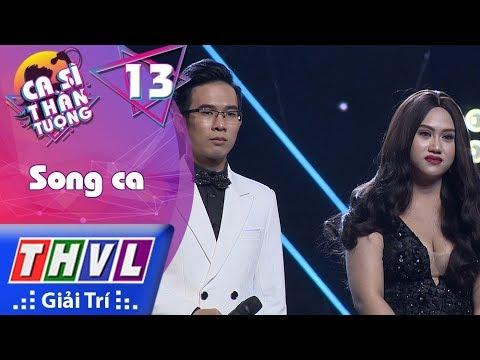 THVL | Ca sĩ thần tượng - Tập 13[7]: Đừng Như Thói Quen - Trần Thuận, Đan Trang