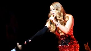"Mariah Carey - Emotions in Beacon Theater ""Final Day"" 12/22/14"