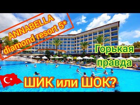 Турция 2021. Annabella Diamond Hotel \u0026 Spa 5*. Обзор отеля БЕЗ ПРЕКРАС! Аланья.