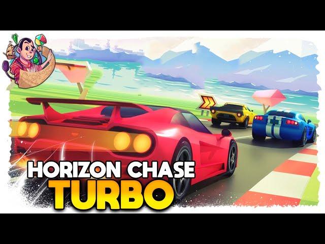 BASEADO EM TOP GEAR! - Horizon Chase Turbo #01 - Gameplay PT BR