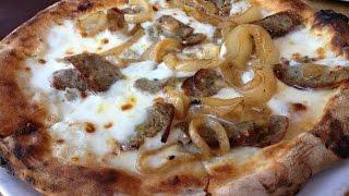 Пицца Бьянко от Джейми Оливера