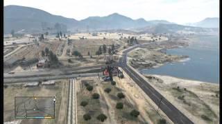 Grand Theft Auto 5: Bail Bond mission 4