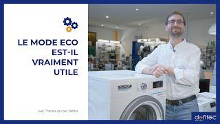 Faut-il utiliser le Programme économique de votre lave-linge / lave-vaisselle ?
