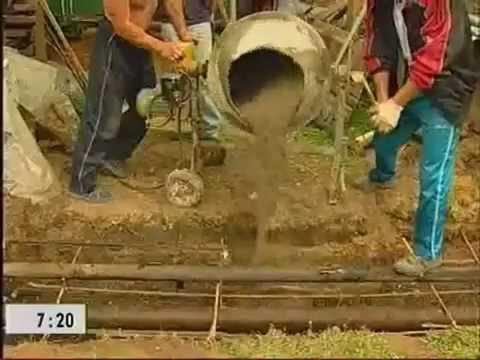 видео: Забор из профнастила своими руками