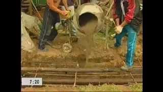 Забор из профнастила своими руками(Купить профнастил для забора можно на сайте http://www.isolux.ru/profnastil-dlya-zabora Статью о том как сделать забор из профн..., 2013-01-29T08:45:47.000Z)