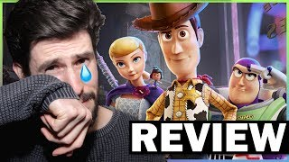 TOY STORY 4 Review (No Spoilers)