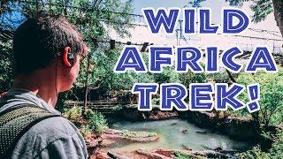 Disney Wild Africa Trek at Disney's Animal Kingdom Theme Park