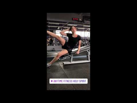 Janella Salvador Workout | 04.08.2019