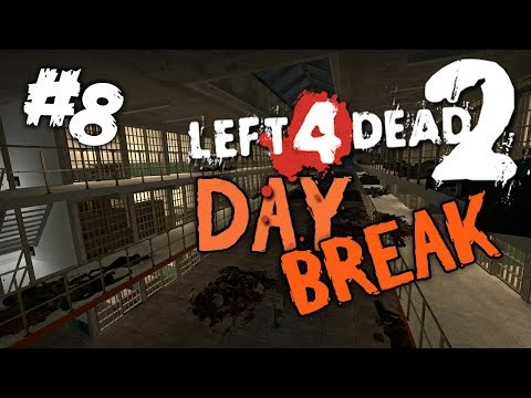 Paradoxer playing Left 4 dead 2 Day break [Jail of wiches...]