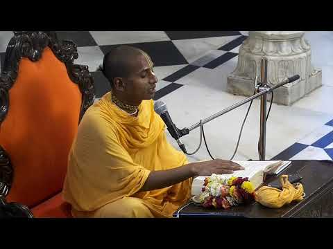 Evening Bhagavad Gita Class 02 17 by  Devaram  Prabhu on 6th Mar 2018 At ISKCON Juhu