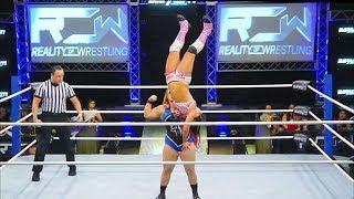 Download Jordynee Grace vs Alex Gracia (Reality of Wrestling vs IMPACT) Mp3 and Videos