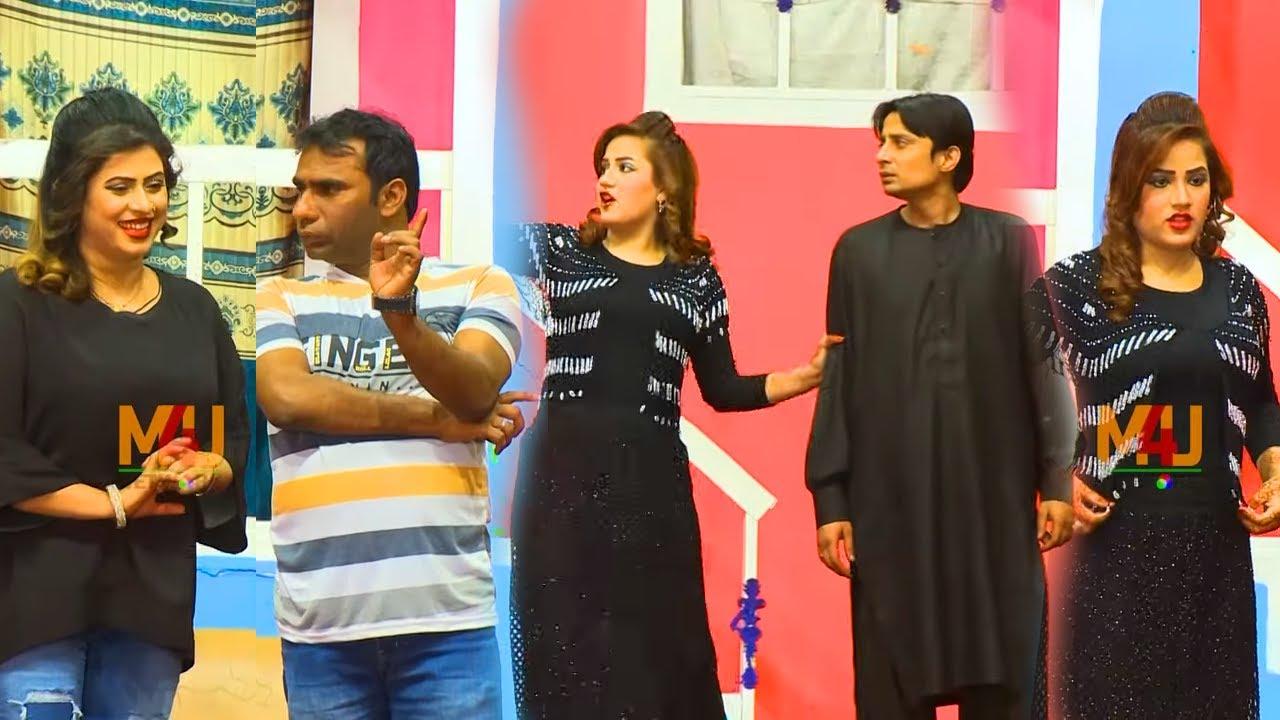 Azeem Vicky and Zulfi with Shoka Shakotia, Mastani | Stage Drama Do Namoone 2020 | Comedy Clip 2020
