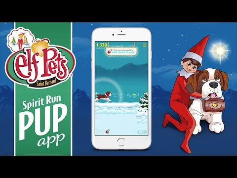 lf Pets® Pup — The Elf on the Shelf®