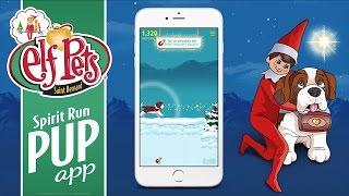 Elf Pets® Saint Bernard Pup App Preview Video