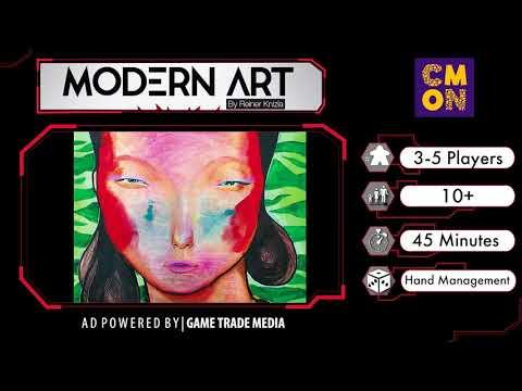 GTM Live Listing   Modern Art