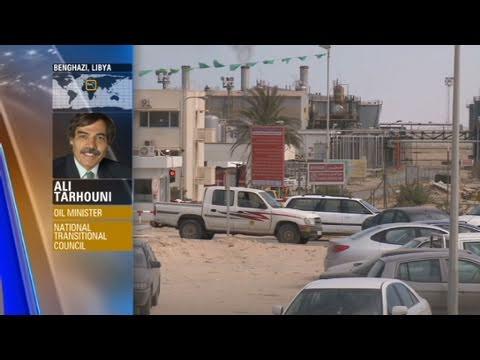 CNN: American prof runs Libyan opposition oil