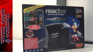 Sega Reactor - The Wicked Wii Fusion Retro Clone Console !