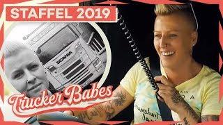 Jana beendet ihre Jungfernfahrt & schließt mit ihrer Vergangenheit ab! | Trucker Babes | kabel eins