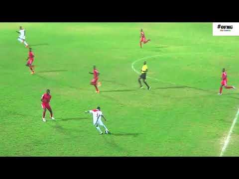 Hawks Fc VS Real De Banjul FC GFF FA CUP FINALS 2017