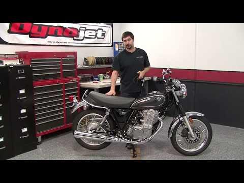 Power Commander 5 Install: 2015 Yamaha SR400