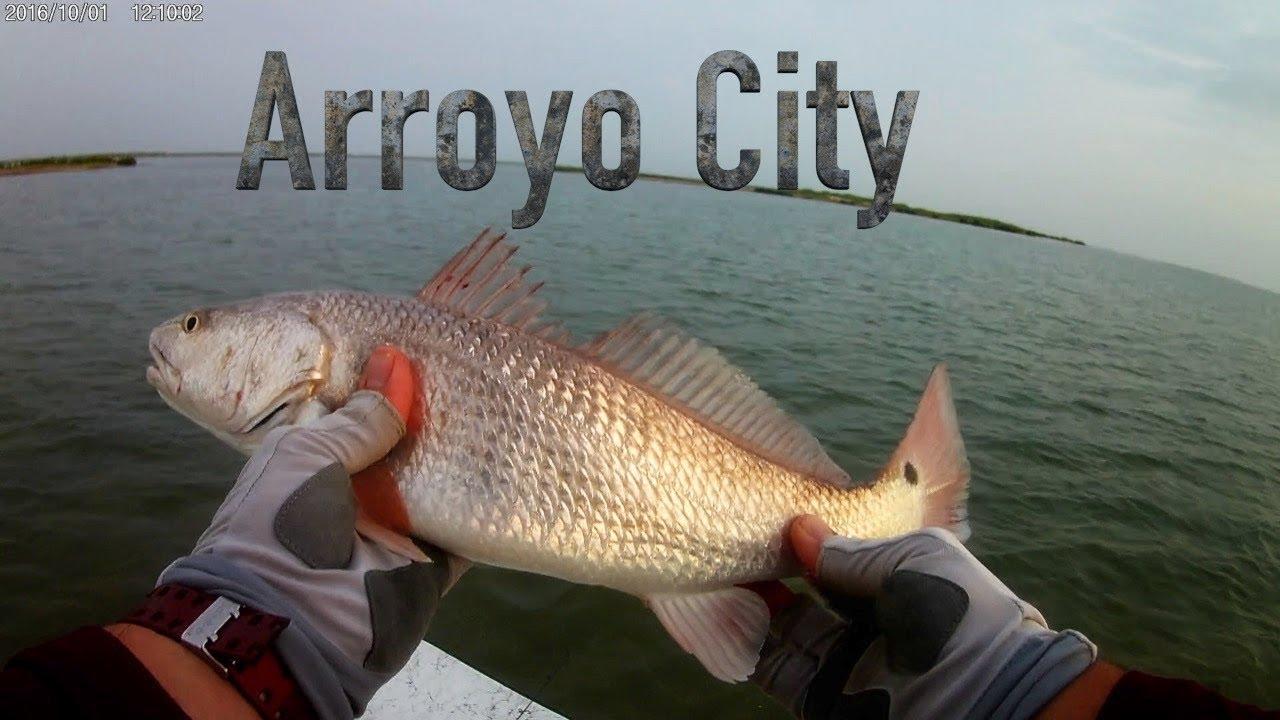 Arroyo City Fishing Answered Prayers