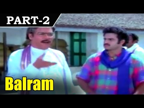 Hindi Dubbed Movie - Balram (1987)  - Movie In Part 2/12 - Vijayashanti, Jayachitra