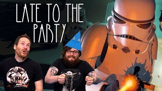 Let's Play Star Wars: Dark Forces - Late To The Party