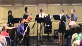 Composers' Recital, April 2013 - Rachel Mann